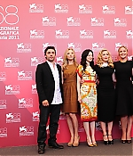 "The 68th Venice International Film Festival ""W.E"" Photocall"